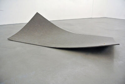 Naama Tsabar, 'Work on Felt (Variation 1)', 2012