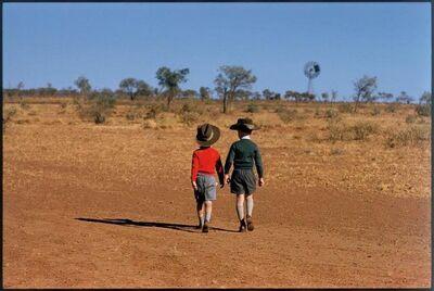 Elliott Erwitt, 'Australia, Central Australia', 1961