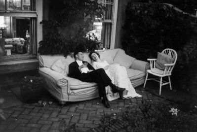 Thurston Hopkins, 'End of a Coming Out Party, Highgate, London', 1954 (printed later)