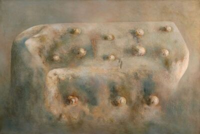 Roman Kriheli, 'Enigmatic', 1989