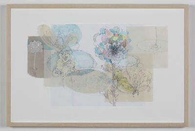 Yuko Someya, '2014年.2月.ドローイング.金曜日  2014. February. drawing. Friday', 2014