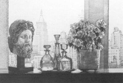 Claudio Bravo, 'New York City Still Life (Grey)', 1993