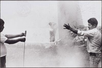 Pablo Ortíz-Monasterio, 'Fiesta Nacional, Mexico', 1988