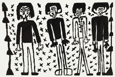 Yolanda Ramirez, 'Untitled (Four Figures)', 2018