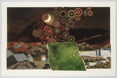 Dexter Dalwood, 'Twyford Down', 2007