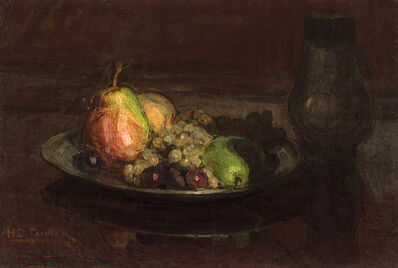 Henry Ossawa Tanner, 'Still-Life with Fruit', ca. 1910
