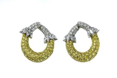 Van Cleef and Arpels, 'Earrings', ca. 1980