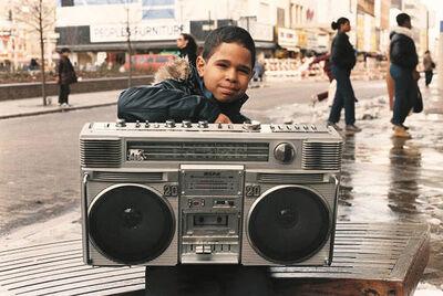 Jamel Shabazz, 'Young Blood, Brooklyn, NYC', 1982