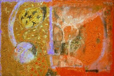 Rufino Tamayo, 'El Hombre de los Globos', 1965