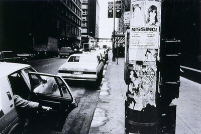 Jeffrey Silverthorne, 'Missing, Chicago', 1990