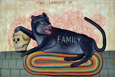 Fred Stonehouse, 'Language of Family', 2018