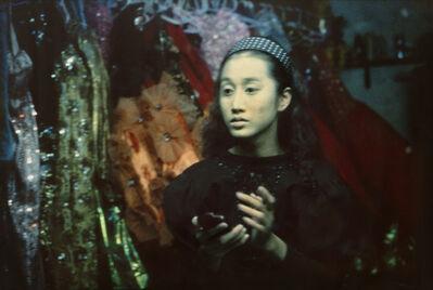 Nan Goldin, 'Yogo in the mirror, Bangkok', 1992