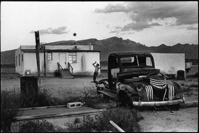 Danny Lyon, 'Llanito, New Mexico', 1971