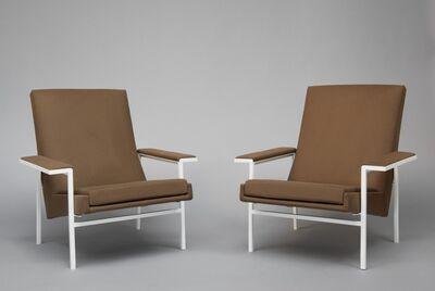 Atelier des Recherches Plastiques (A.R.P), 'Pair of armchairs 643', 1955/1956