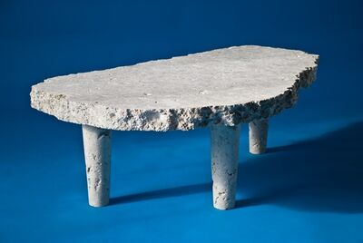 Nicholas Mangan, 'Dowiyogo's Ancient Coral Coffee Table', 2009-2010