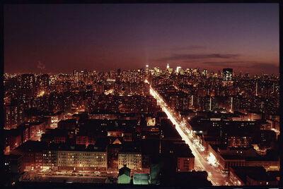Joseph Rodriguez, 'Overview of the City, Spanish Harlem, NY', 1987