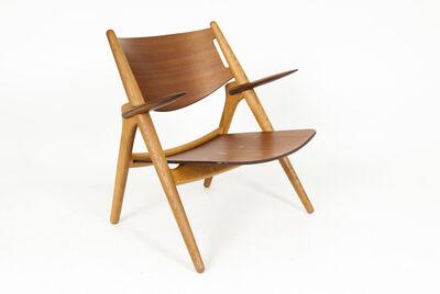Hans Jørgensen Wegner, 'Hans J. Wegner Lounge Chair Model Ch. 28', ca. 1951