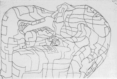 Henry Moore, 'Elephant Skull XV', 1970