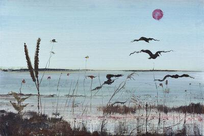 Jock McFadyen, 'From Jura Looking West'