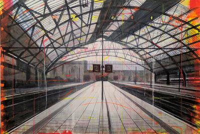 Peter Waite, 'Lime Street Station/Liverpool', 2015