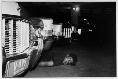 Leonard Freed, 'NYC (Police Work)', 1972
