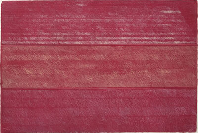 Kenneth Noland, '(Untitled)', 1990