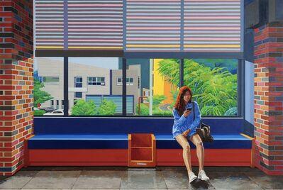 Sangik Seo, 'The portrait of Hyewon ', 2019