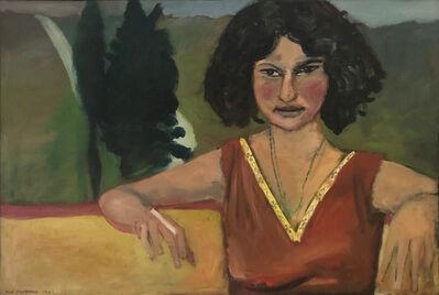 Red Grooms, 'Italianette Landscape', 1961