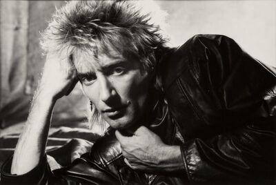 Norman Seeff, 'Rod Stewart', 1984