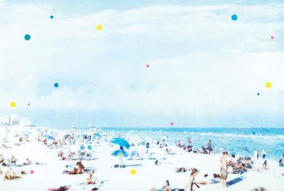 Joshua Jensen-Nagle, 'Sun Tanning with Polka Dots'
