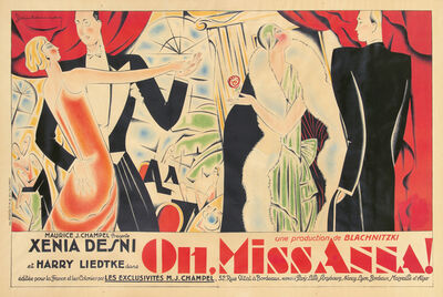 Anonymous, 'Oh, Miss Anna!', ca. 1926