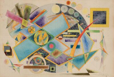 Lloyd Raymond Ney, 'Composition No. 2', 1950