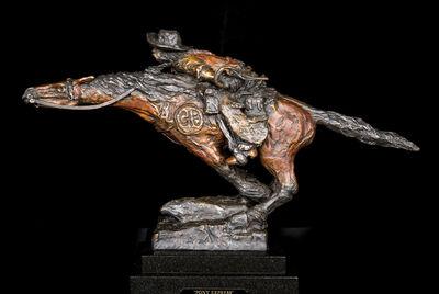 Gib Singleton, 'Pony Express - Book Edition', 2015