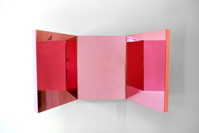 Chris Reynolds, 'Carrel Mirror', 2013