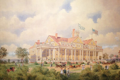 George Welch, 'The Hotel Earlington', 1894
