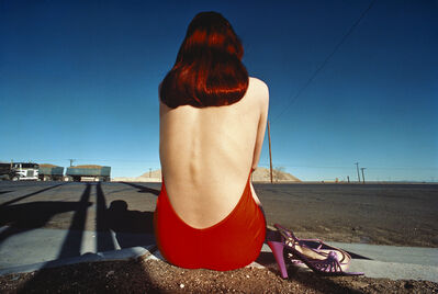 Guy Bourdin, 'Charles Jourdan Campaign', ca. 1975