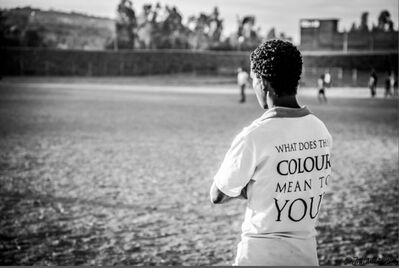 Julian Lennon, 'What Does Colour Mean to You'