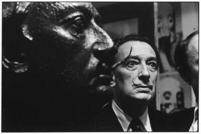 Elliott Erwitt, 'Salvador Dalí', 1963