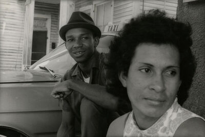Danny Lyon, 'Transvestite, Galveston, 1967', 1967