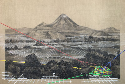 Alejandro Pintado, 'Viendo el futuro', 2019