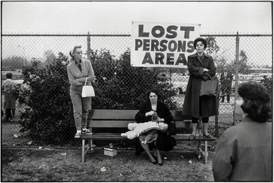 Elliott Erwitt, 'Pasadena, California, 1963', 1963