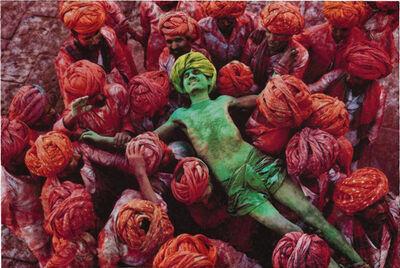 Steve McCurry, 'Holi Festival', 2016