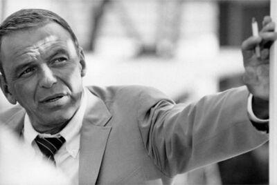 Terry O'Neill, 'Frank Sinatra', 1960