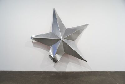 Mark Handforth, 'Silver Star', 2004