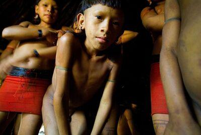 Attila Lorant, 'Enawene Nawe', 2005
