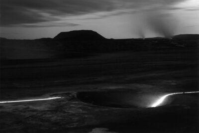 Magdalena Jetelova, 'Iceland Projekt (1/4)', 1992