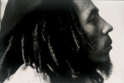 David Burnett, 'Bob Marley, Kingston', 1976; printed 2020
