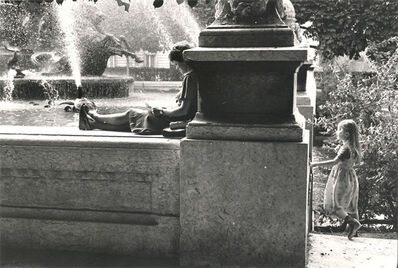 Edouard Boubat, 'Jardin du Luxembourg, Paris', 1970s/1970s