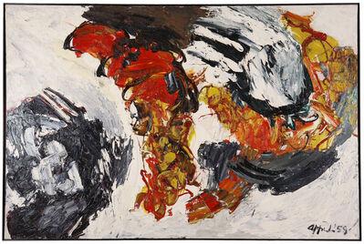 Karel Appel, 'Comme les Planetes', 1959