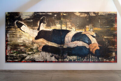 Michael David, 'Death of the Toreador (Matador)', 2003